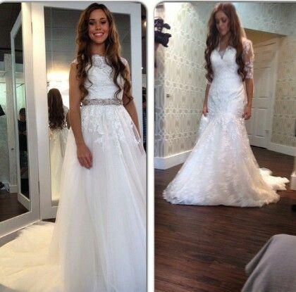 Jessa Wedding Dress Shopping Wedding Dresses Wedding Dress Shopping Dresses