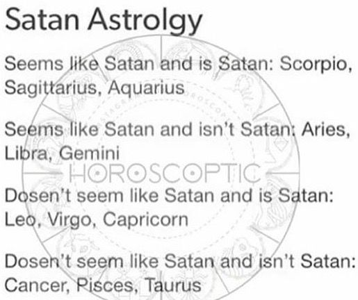 Lmfao I Seem Like Satan And Am Satan Thats Lit XD