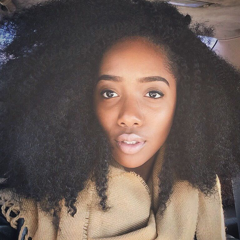 "ofcourseblackisbeautiful: ""delasole: ""sometimes i comb my hair & sometimes i dont "" "" Dolls"