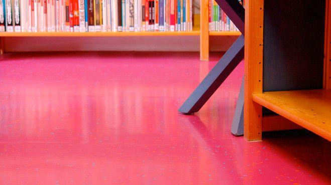 Dalsouple et ses revêtements de sol en caoutchouc Pinterest Salons - epaisseur dalle beton maison