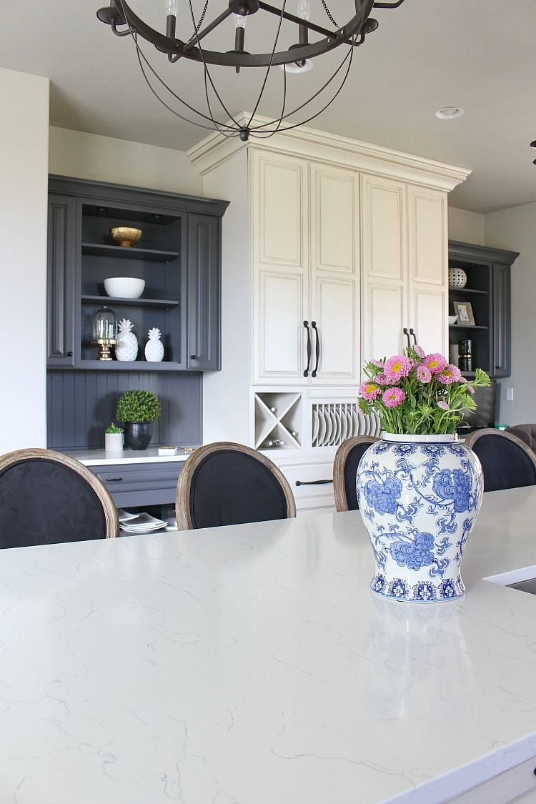 My Favorite Dark Gray Paint For Kitchen Cabinets