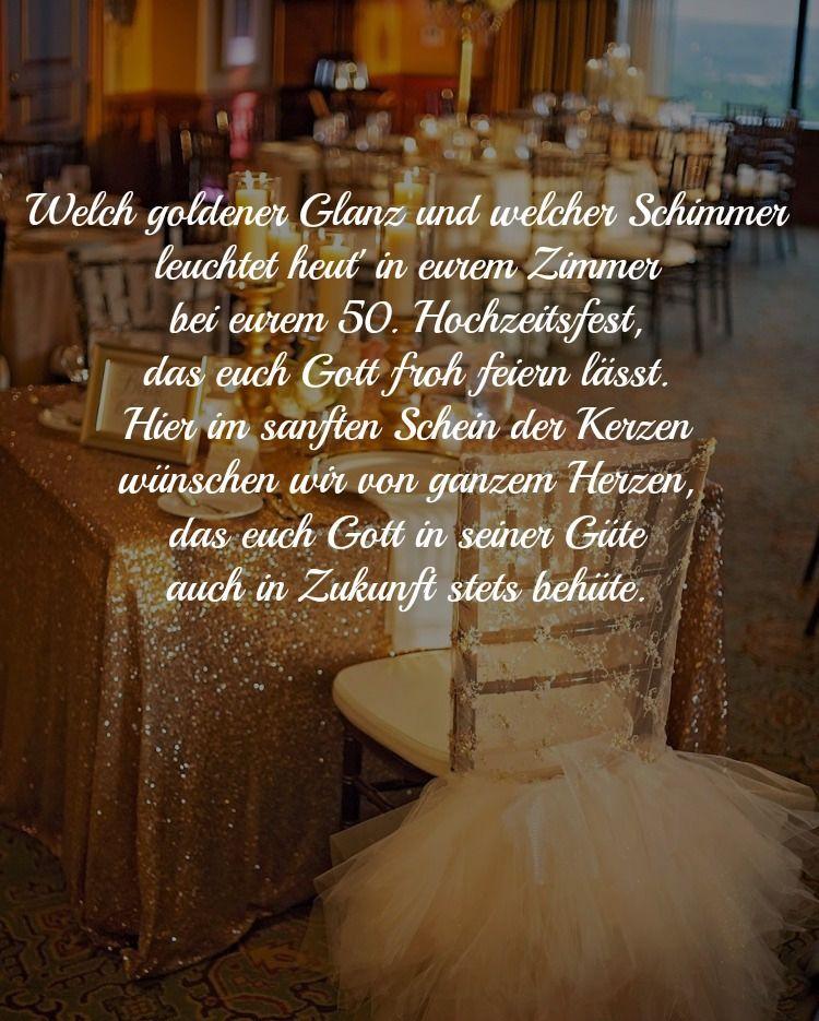 Spruch Zur Goldenen Hochzeit Der Eltern  spruchwebsite