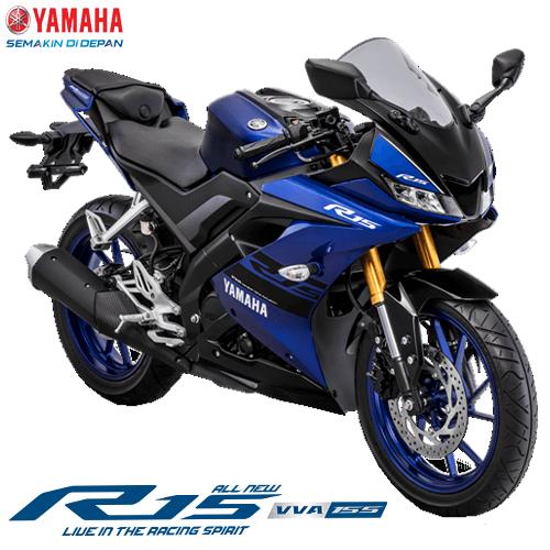 Paket Promo Kredit Motor Yamaha R15 155 VVA Terbaru, Harga