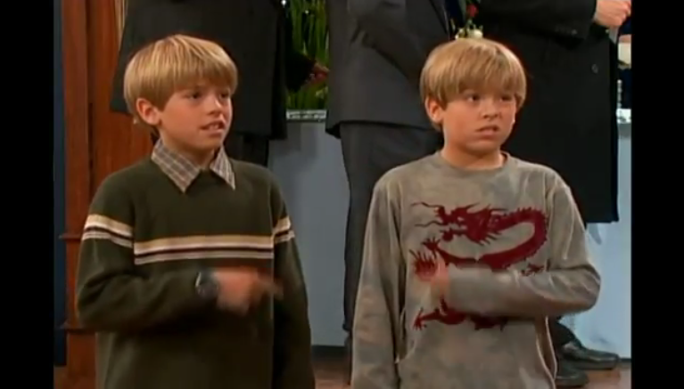 The Suite Life of Zack and Cody Kids tv, Disney s, Old