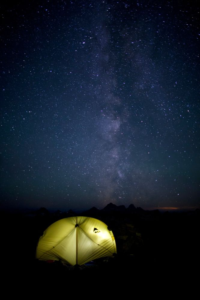 """Recently, a group of us got together to bring a list of """"The Best Campgrounds in North America"""" – a series of blog posts highlighting our own favourite places to pitch a tent."""