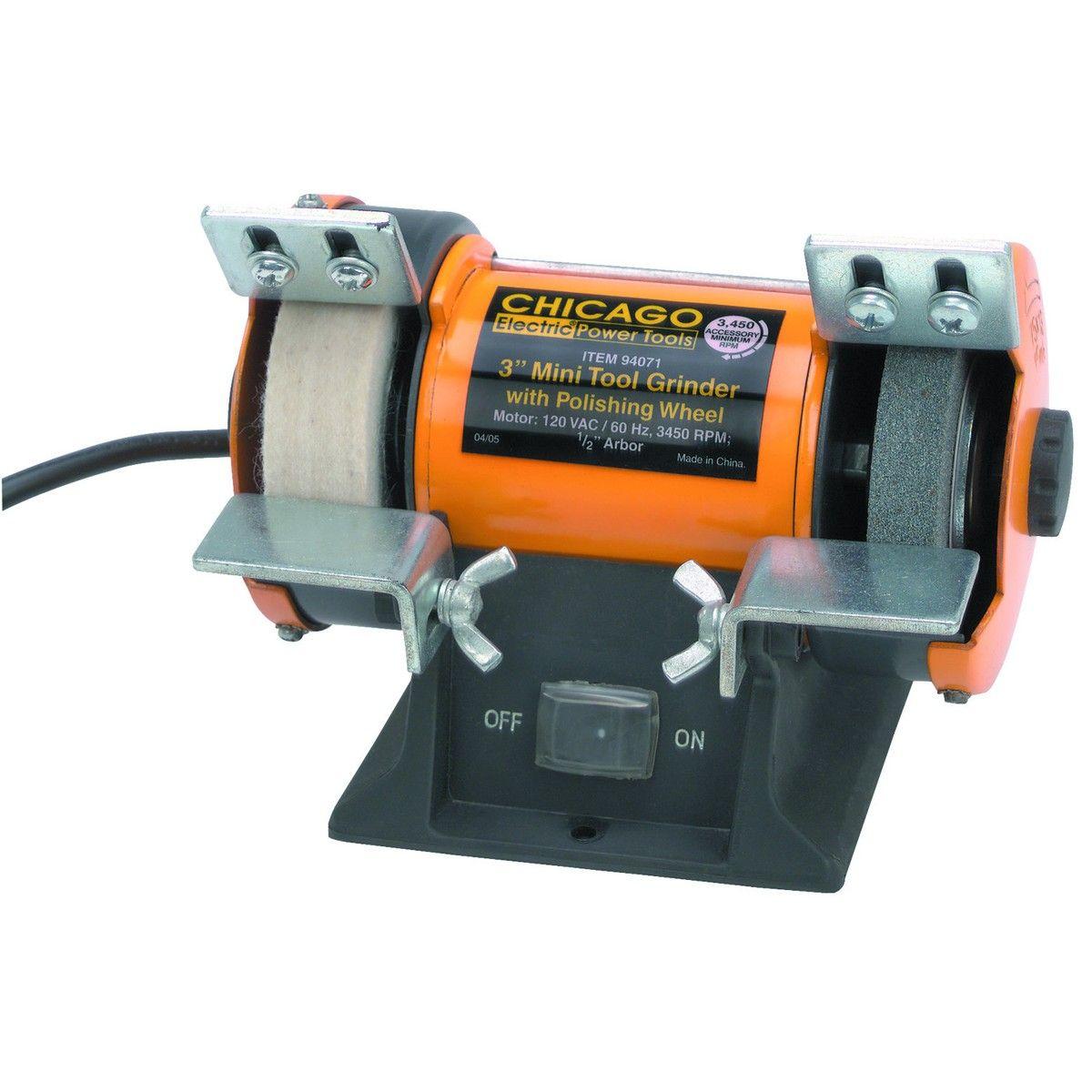 3 Mini Tool Grinder Polisher In 2020 Garage Workshop Organization Garage Workshop Bench Grinder