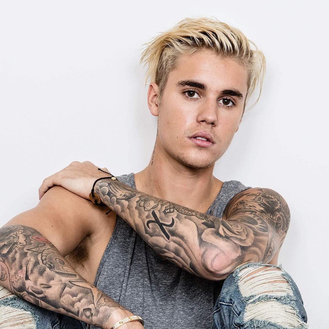 Justin Bieber Platinum Blonde Hair Hairstyles Justin Bieber Hairstyle My Hair