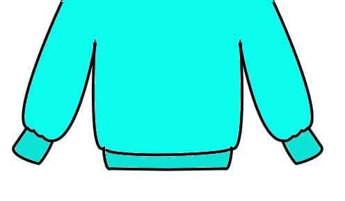 Tuto : montage d'un sweat (hoodie) avec col ou capuche - Huguette Huguette