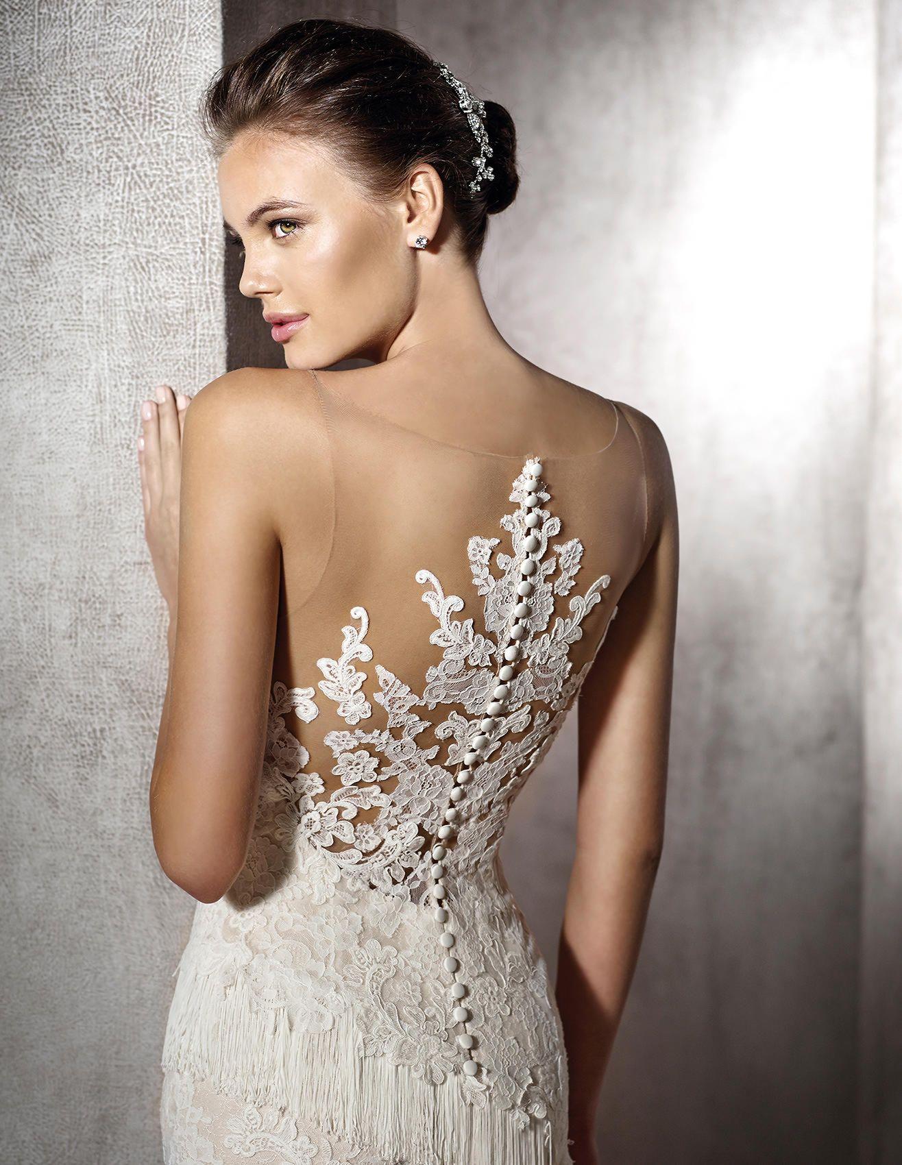 ZENIT - Originelles Brautkleid im Meerjungfrau-Stil | St. Patrick ...
