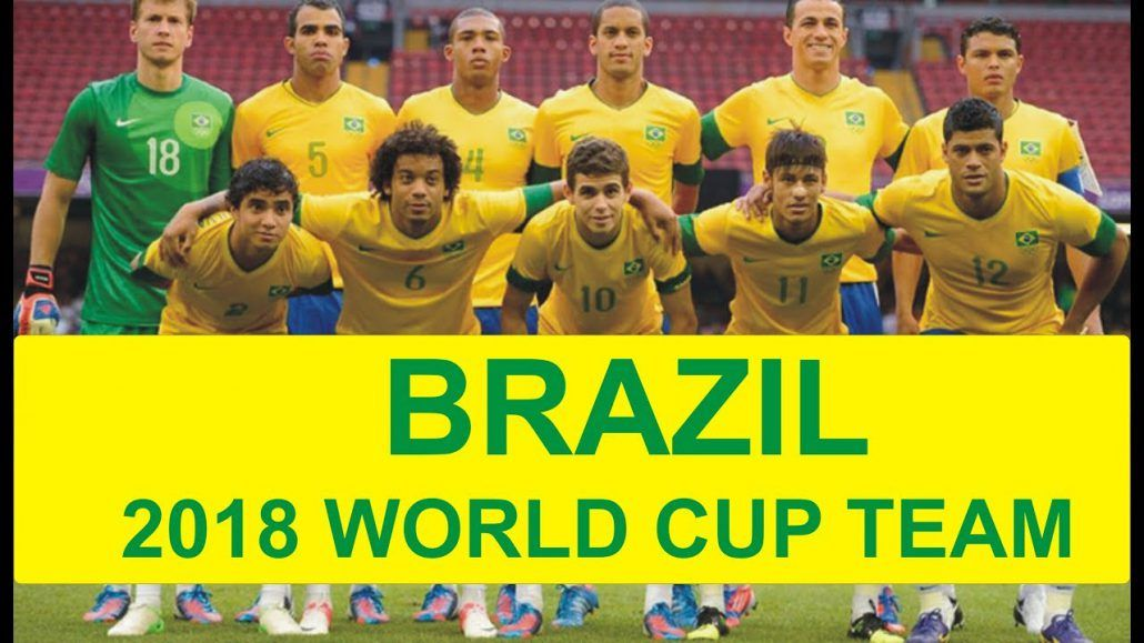 7b8c2e40b Brazil World Cup 2018 Team Squad