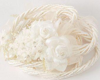 blanco alcatraz boda lazo lazo de boda blanco por