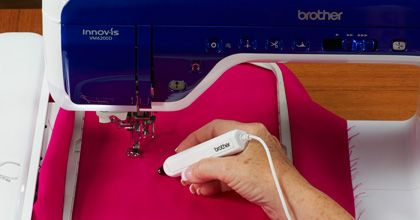 Brother International Home Sewing Machine And Embroidery Machine Dreammaker Xe Ve2200 Brother Dream Machine Sewing Machine Machine Embroidery Thread