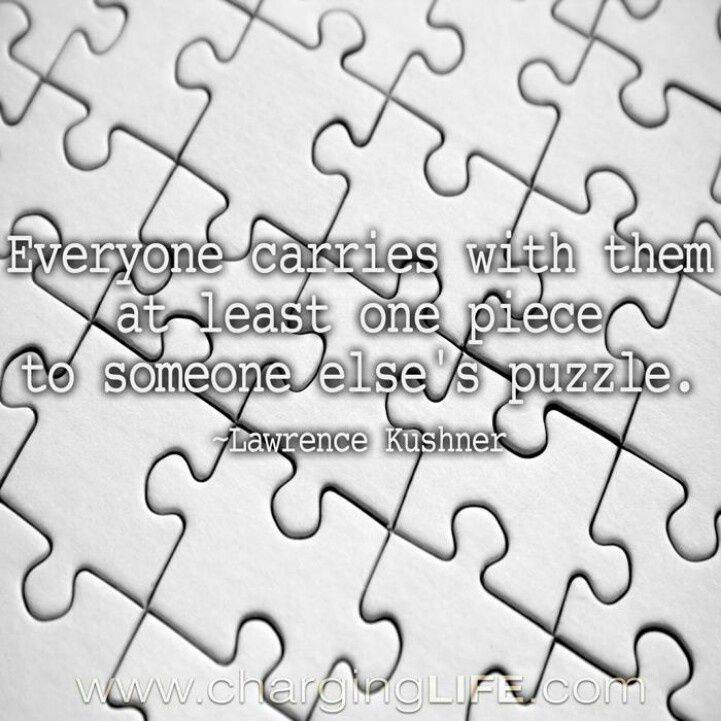 Puzzle Quotes Google Search Words Pinterest Quotes Puzzle