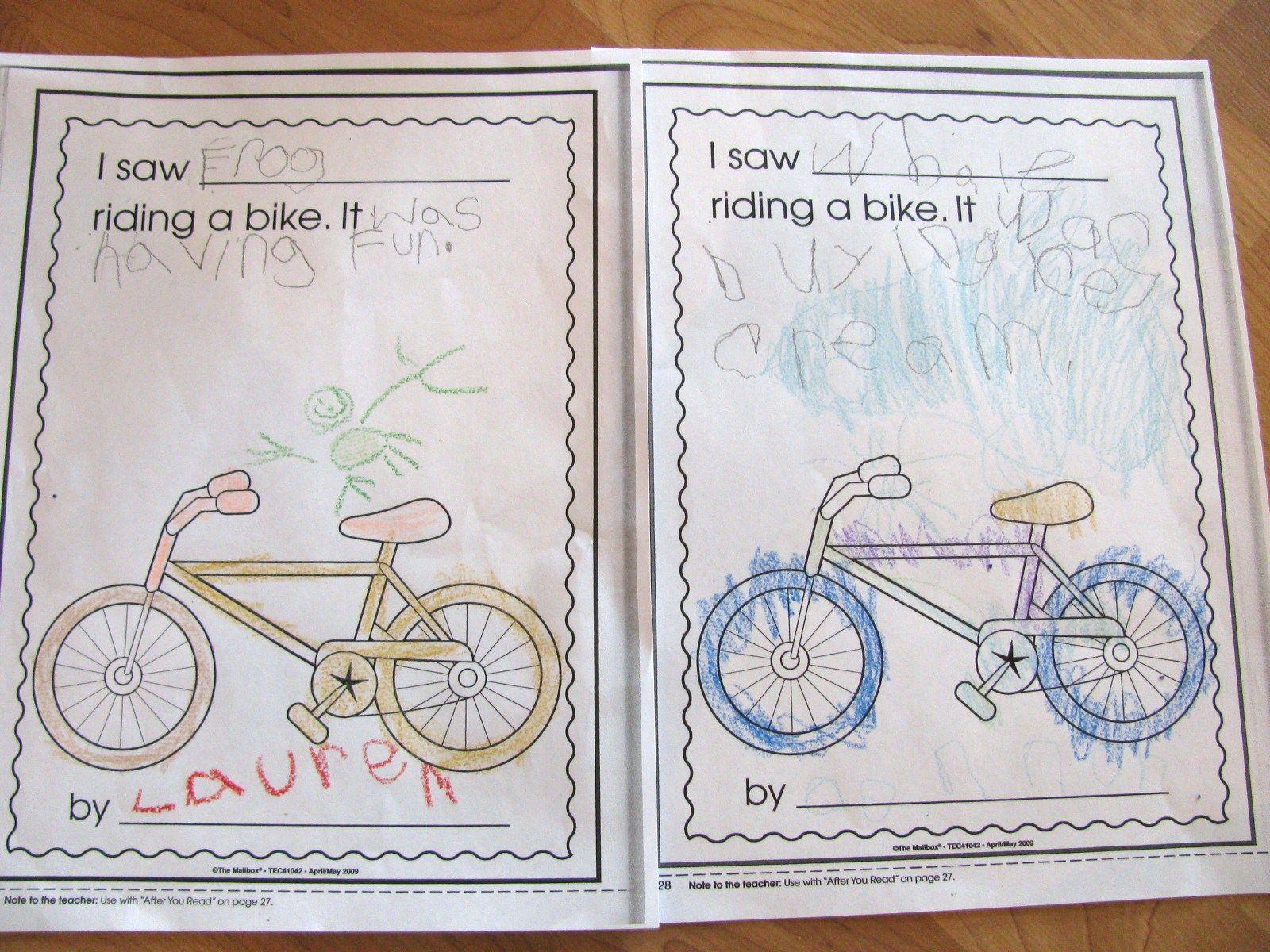 1 Bp Blogspot Com Dkhxaafyaoq S9xwtrnz0wi Aaaaaaaaapg W6euk5g3ngq S1600 Duckonabike 005 Jpg Duck On A Bike Preschool Activities Bike