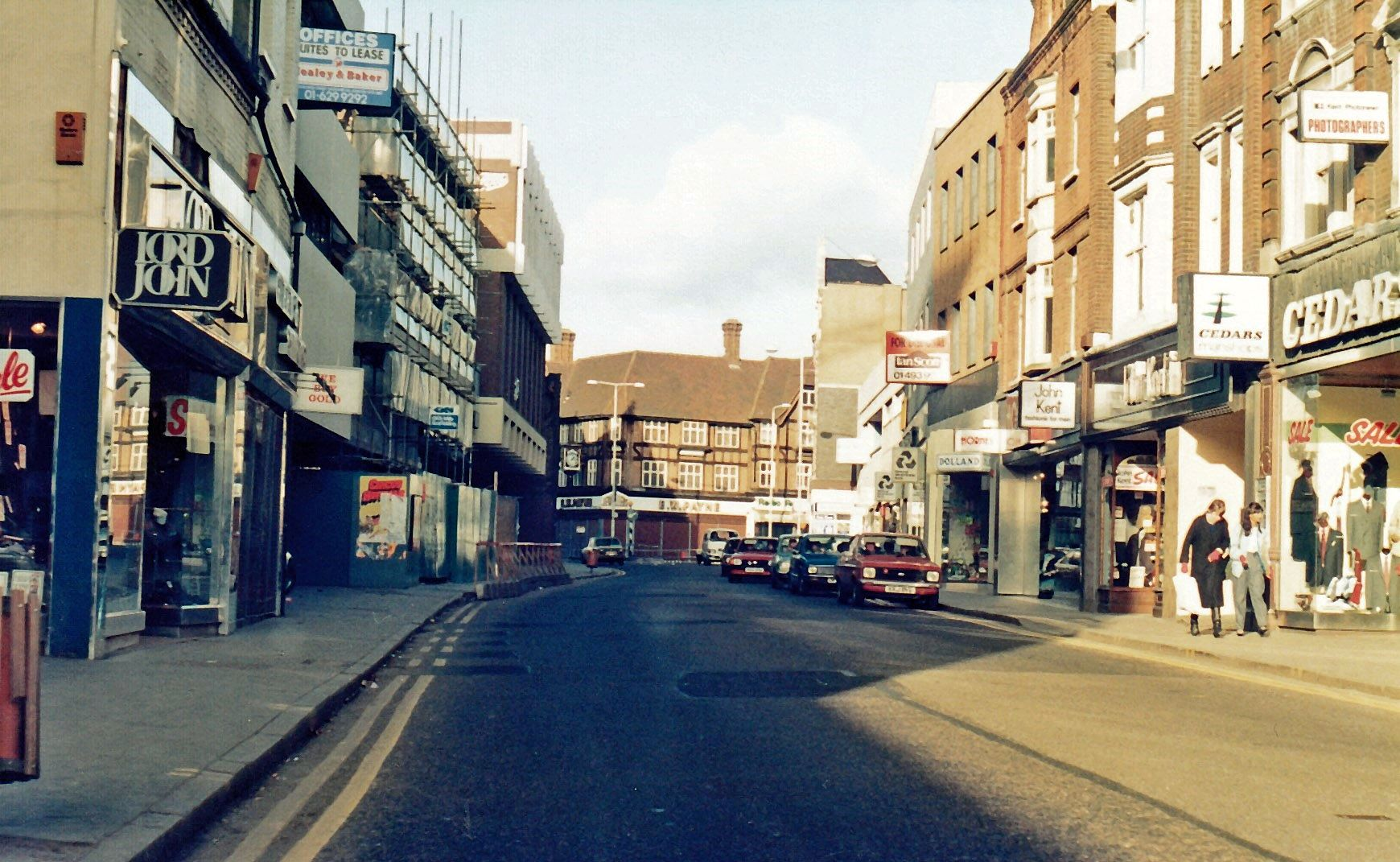 Bromley High Street Mid 1980 S London History Old London Old Photos