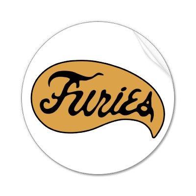Baseball Furies Logo Logos Fury Warrior