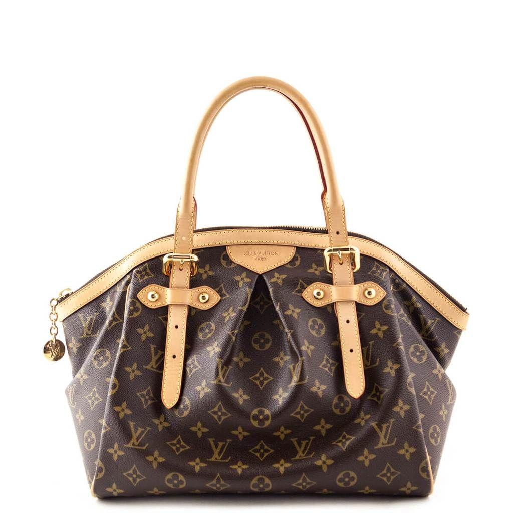 Louis Vuitton Monogram Tivoli Gm Love That Bag Preowned