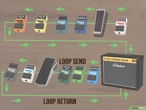 3 Ways to Set Up Guitar Pedals