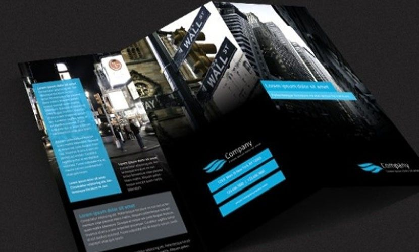 30 plantillas de folletos totalmente gratuitas para Photoshop ...