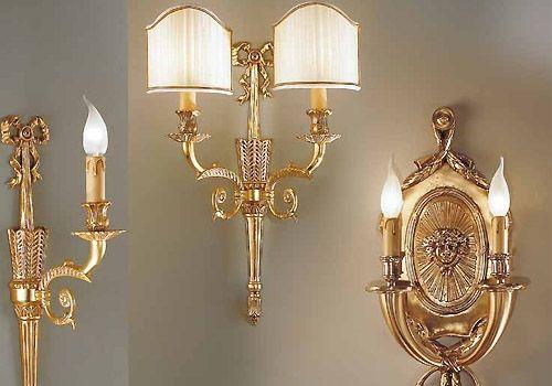 wandlampen barock empire art deco jugendstil stilmoebel paradies muenchen lamps pinterest. Black Bedroom Furniture Sets. Home Design Ideas