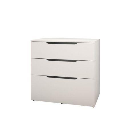 Nexera Arobas 3 Drawer Filing Cabinet