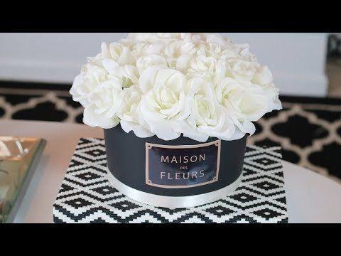 diy rosenbox selber machen youtube geschenkideen pinterest. Black Bedroom Furniture Sets. Home Design Ideas