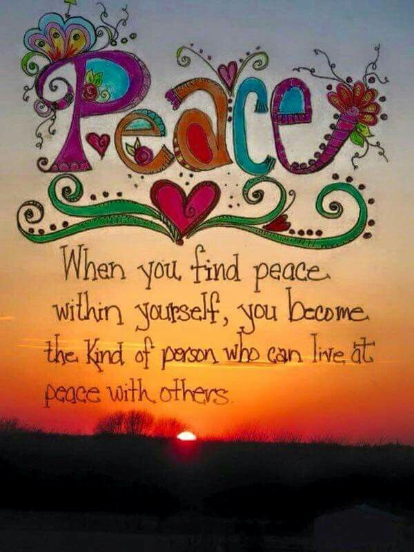 Image result for peace of mind | Inspire & Be Inspired ...