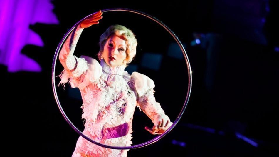 Klout Offers 'Cirque du Soleil' VIP Perk at SXSW