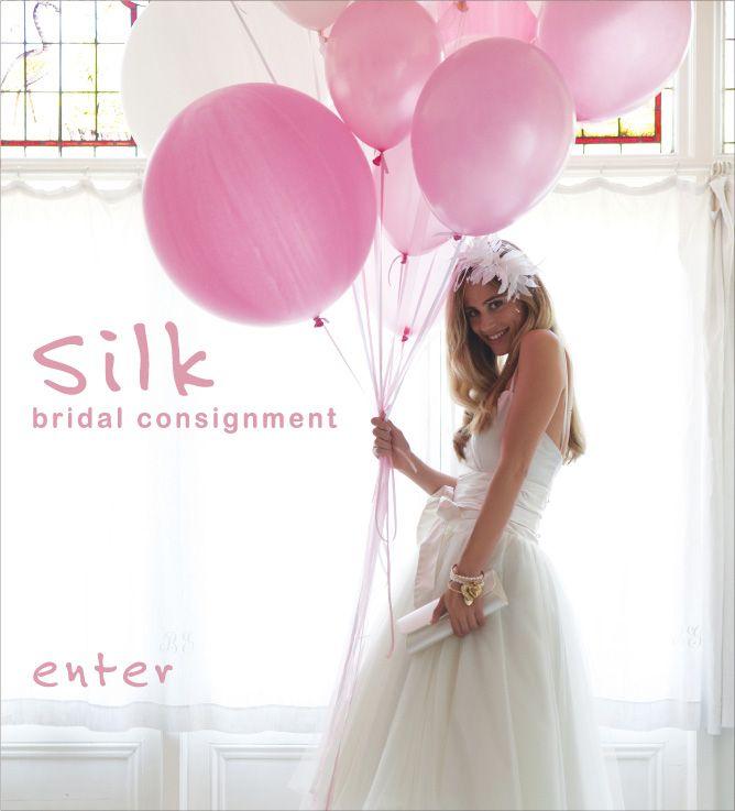 Silk bridal consignment virginia beach va balloons for Consignment wedding dresses richmond va