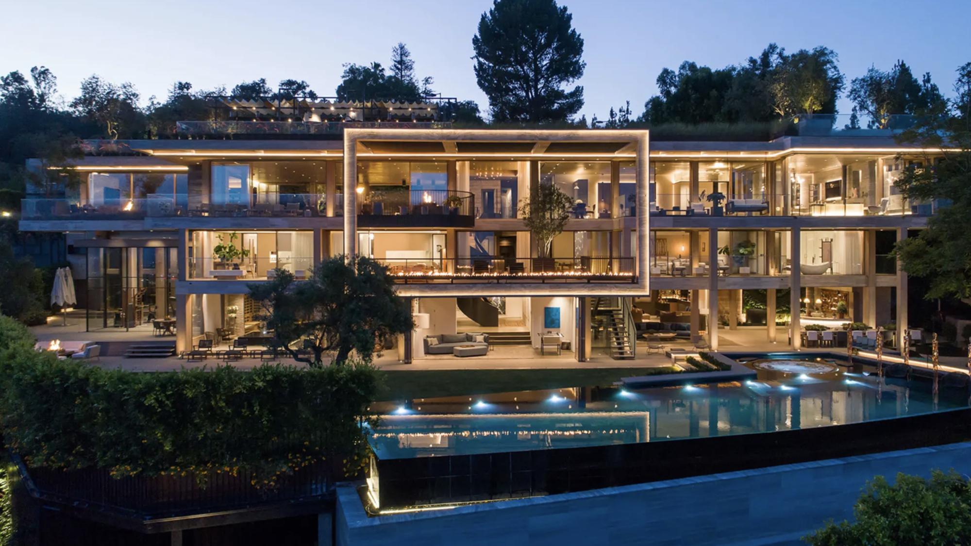 Immobilier : la deuxième maison la plus chère de Los Angeles est