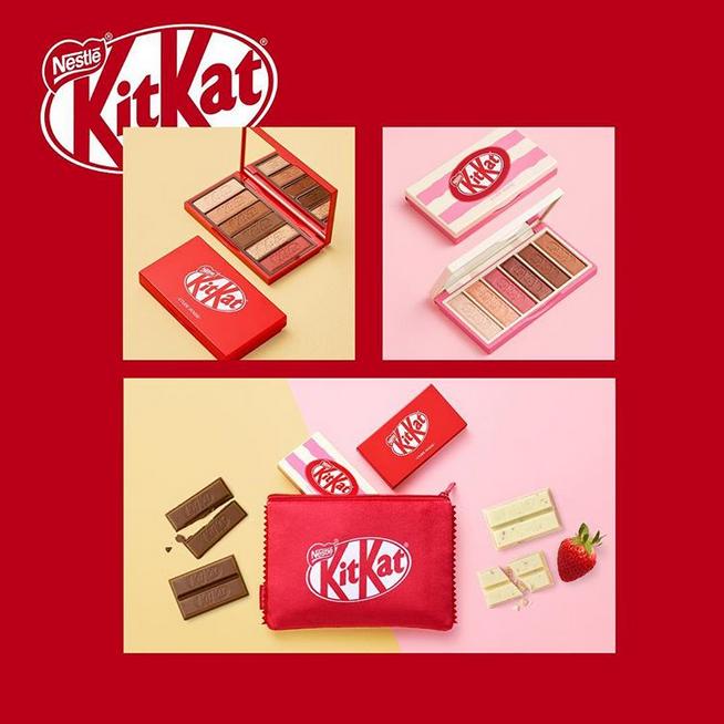 Kit Kat Inspired MakeUp ??? Etude house, Etude house