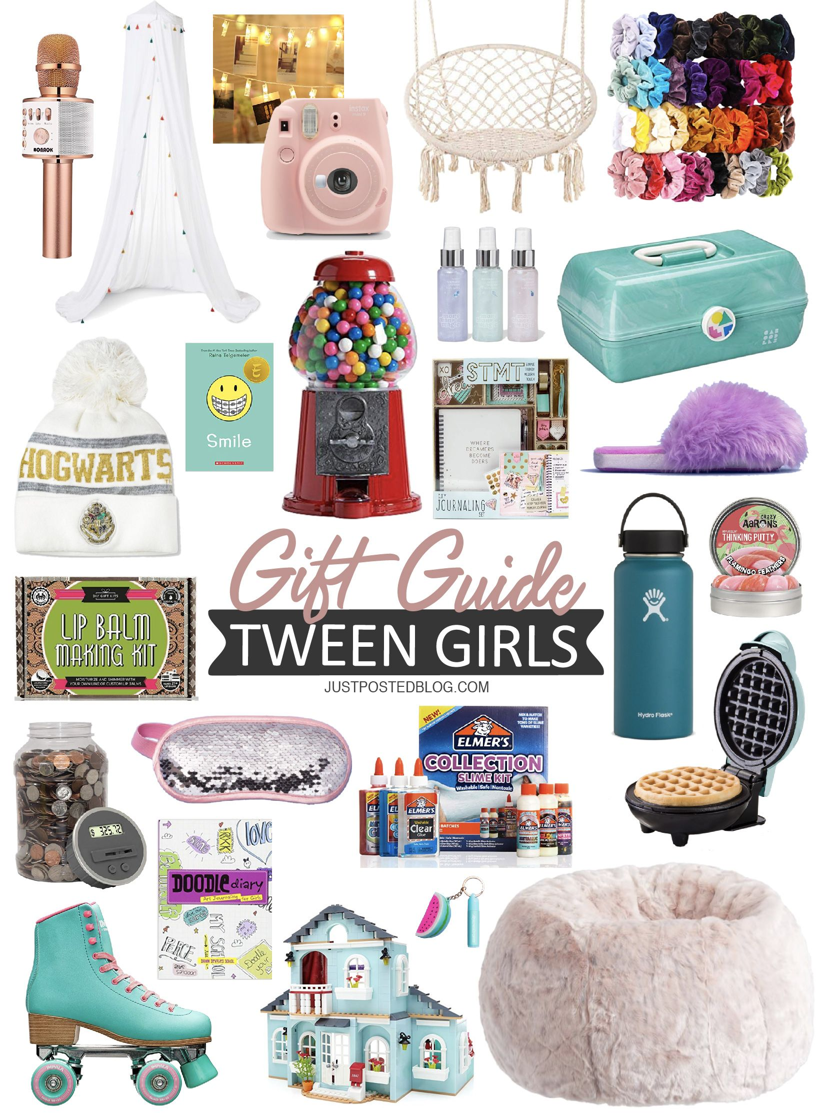 Tween Girl Gift Ideas  with ideas for Teen Gifts