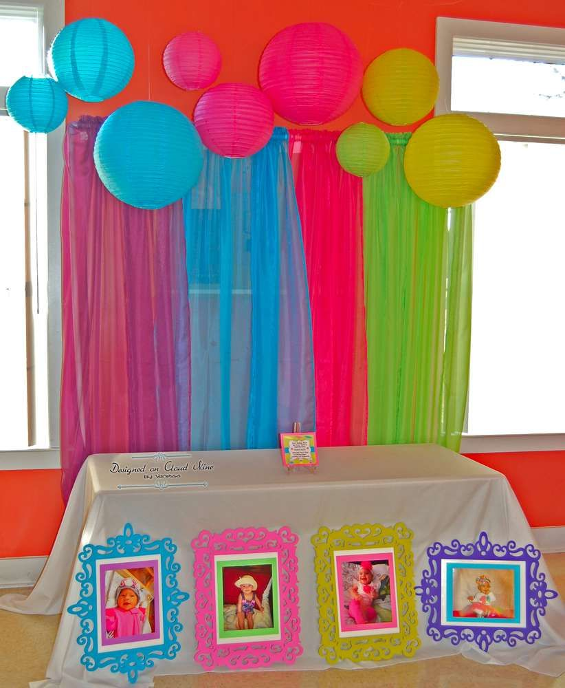 Candy Land Birthday Party Ideas | Photo 2 of 54 | Catch My Party