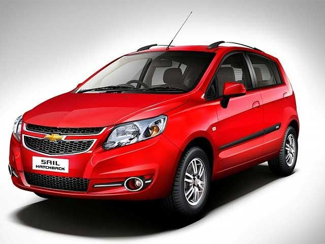 Gm Launches New Chevrolet Sail Compact Sedan Gm Launches New