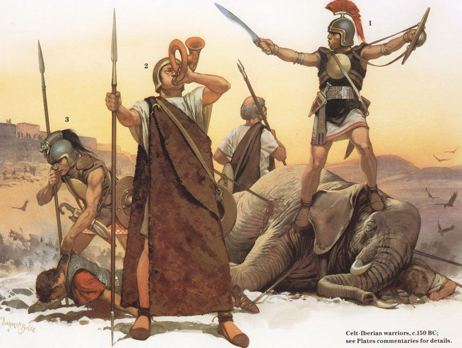 roman armys superiority to the celts Auxiliaries - foreign or allied troops supplementing the regular army, organized from provincial or tribal regions, in the imperial roman army it became common to maintain a number of auxiliaries about equal to the legionaries.