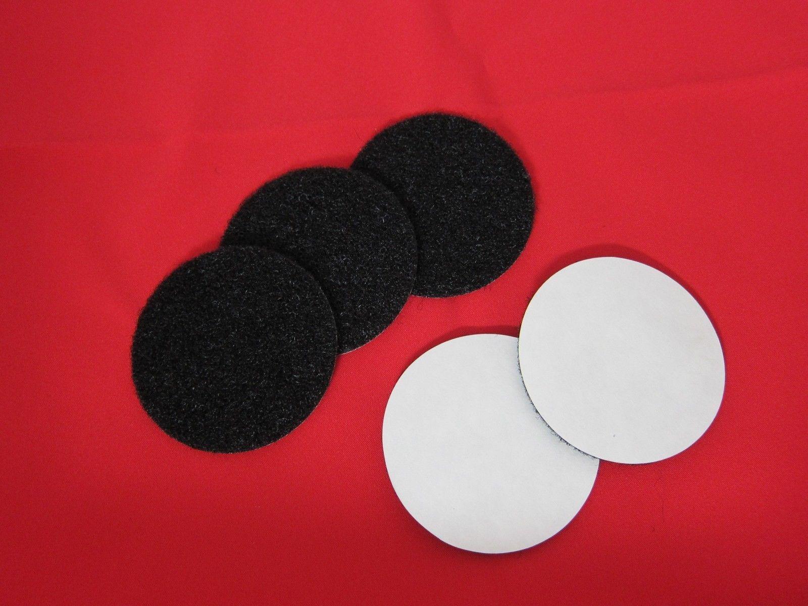 Felt Adhesive Circle Felt Dots Round Felt Pads Self Adhesive 60mm DIY | eBay US $4.9