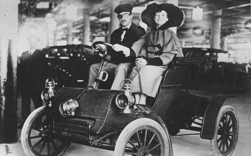 The early days of British motoring | Memories of cars gone by