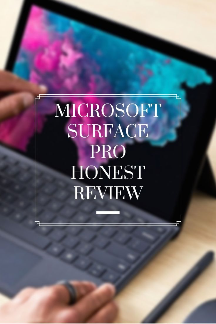 The Surface Pro is a fabulous piece of tech but I want you