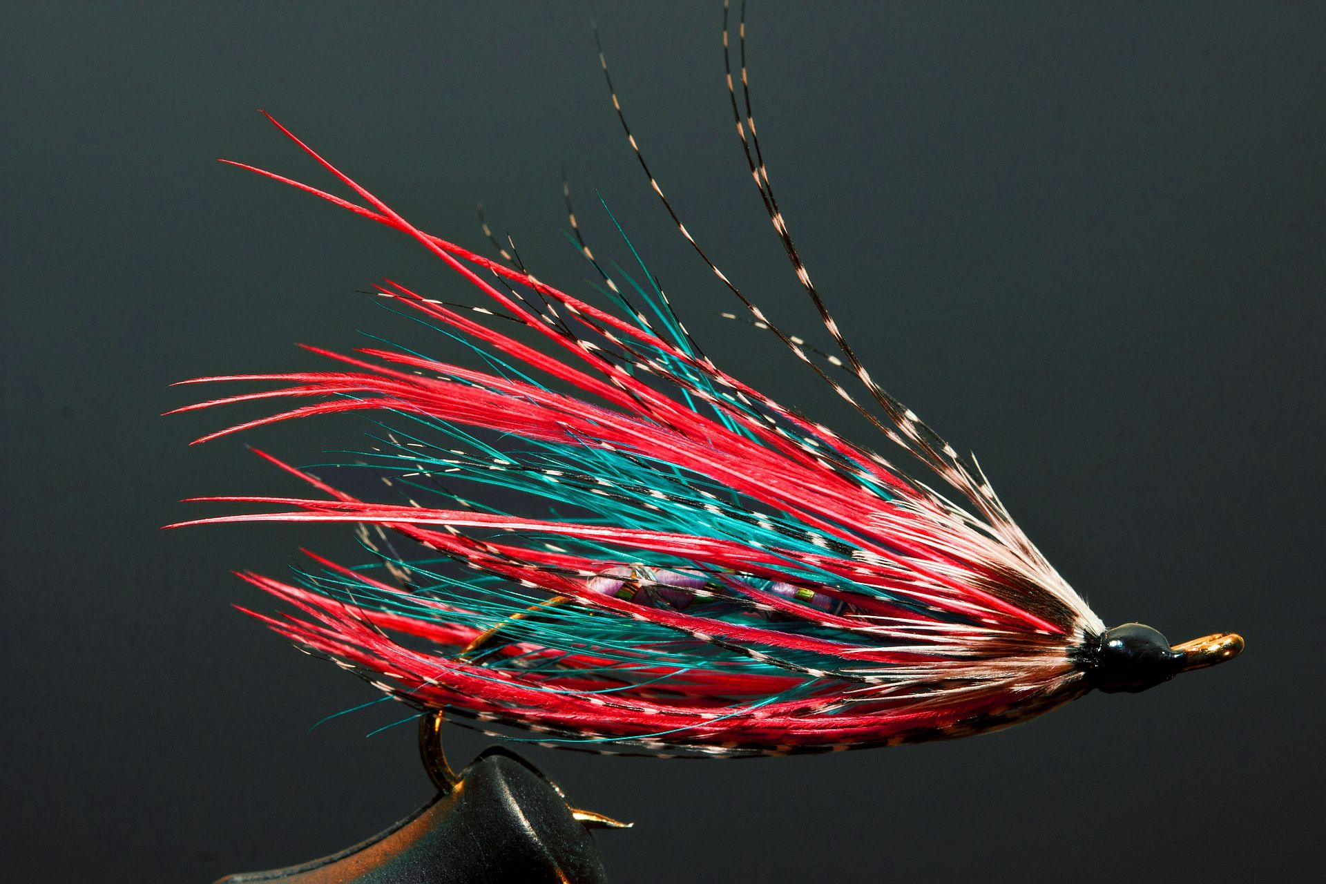 Fake JCG. | Salmon flies | Pinterest