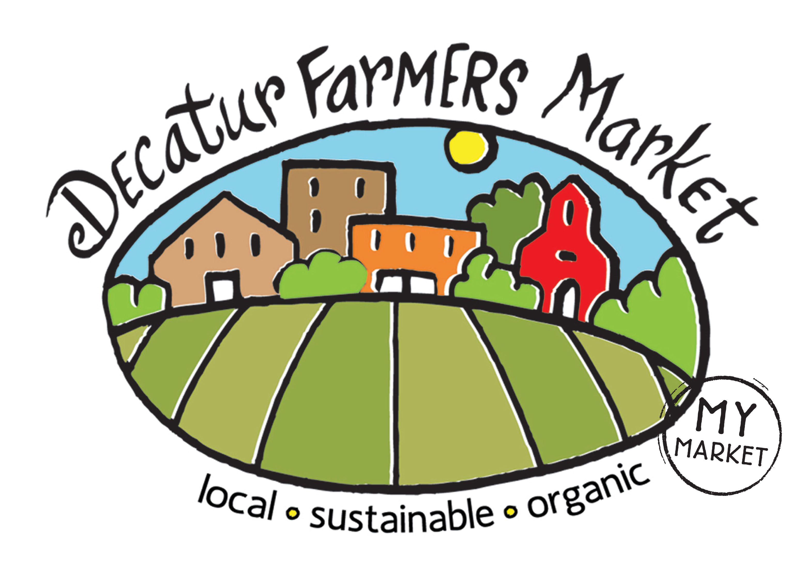 Decatur farmers market farmers market farmer marketing