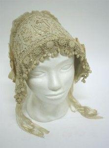 Bonnet  cap 1806