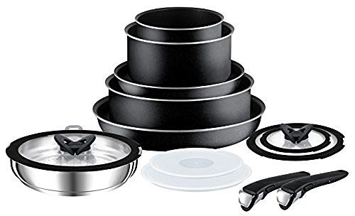 Tefal Ingenio Essential Non Stick Cookware Set With Pan