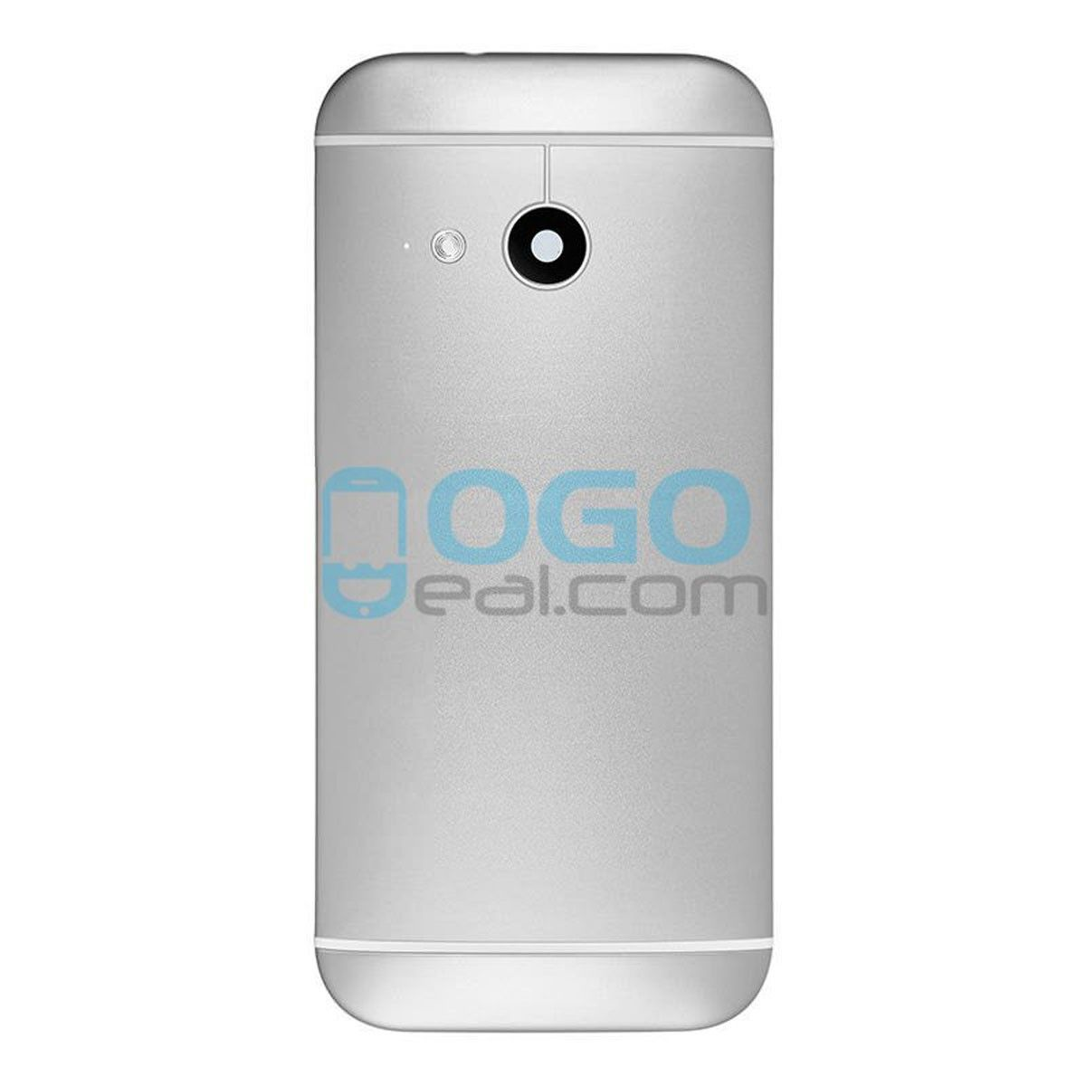 Battery Door/Back Cover Replacement for #back #cover #HTC #One #Mini 2 - Silver @ http://www.ogodeal.com/battery-door-back-cover-replacement-for-htc-one-mini-2-silver.html