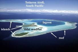 south pacific atolls - Google Search