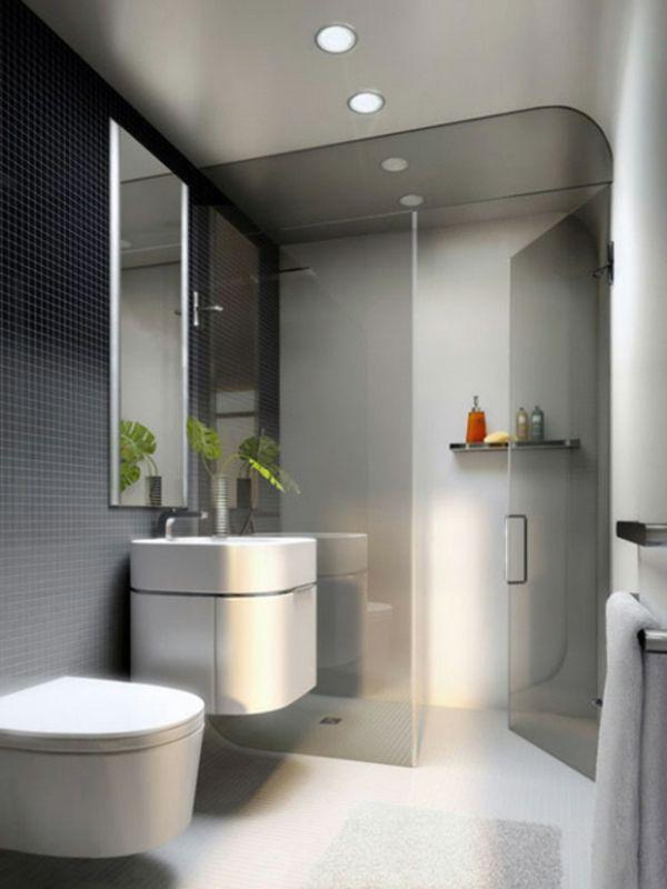 kleines bad ideen 57 wundersch ne vorschl ge archzine. Black Bedroom Furniture Sets. Home Design Ideas