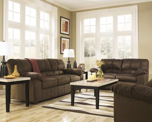 Brenda - Sofa Loveseat Recliner Set 3pcs – Outfit My Home