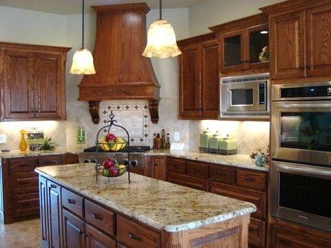Corner Chimney Kitchen Layout Ideas Kitchen Layout Ideas With Granite Kitchen Island Kitchen Layout Granite Kitchen Island Kitchen Design