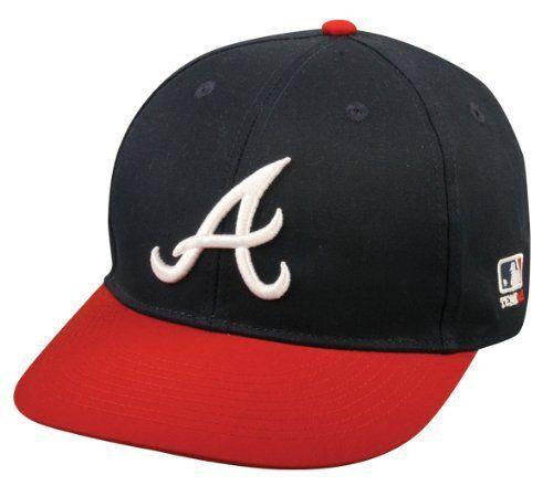 Atlanta Braves Adult Major League Baseball Officially
