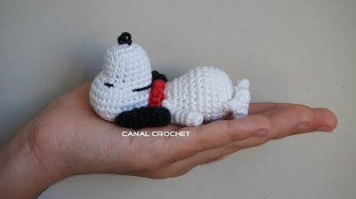Amigurumi Olaf Tutorial : Http: amigurumilacion.blogspot.it 2016 01 snoopy amigurumi tutorial