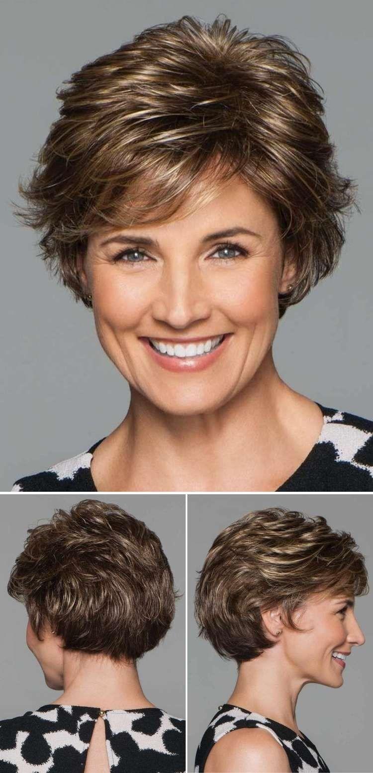 Bem na foto: Look 2019 com cabelo curto ⋆ De Frente Para O Mar #shortlayeredhaircuts